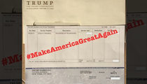 Donald Trump -- Buys Back Slogan, Free to 'Make America Great Again' ... Again