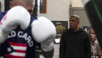 Jay Z Visits Miguel Cotto Training Camp ... Before Huge Fight