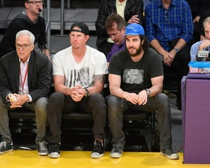 Lakers Opening Night Stars