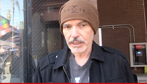 Billy Bob Thornton -- Taken To The ER After Car Wreck