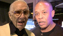 Jerry Heller Sues Dr. Dre, Cube and 'Compton' Producers for Defamation