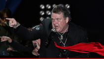 Meat Loaf -- Blasts Haters ... You Don't Like My Singing? Screw You!