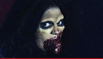 Kylie Jenner -- I Make A Hell Of A Zombie ... But Not Much Of An Actress