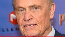 Sen. Fred Thompson -- 'Law & Order' Star Dies