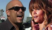 David Justice -- I Never Hit Halle Berry ... She Ruins Her Exes