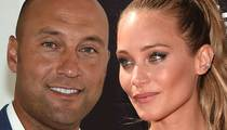 Derek Jeter -- YES, I'M ENGAGED TO HANNAH DAVIS