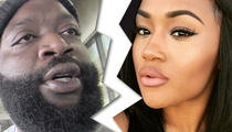 Rick Ross -- Engagement Off With Model ... Rock Still on Her Hand