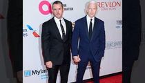 Anderson Cooper and Partner Ben Maisani Lock Hands in NYC