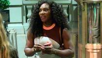 Serena Williams: I'M A SUPERHERO ... Chased Down Phone Thief!
