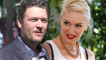 Gwen Stefani and Blake Shelton -- We're Dating!!!