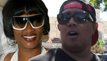 Master P -- Forced to Support Estranged Wife ... with Big Money