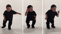 Verne Troyer -- Crushes 'Hotline Bling' (HILARIOUS VIDEO)!!!