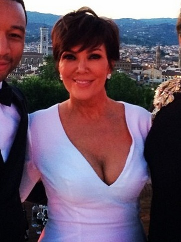 Opinion, Kris jenner hot nude not