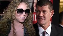Mariah Carey -- My New Boyfriend and I Are Shackin' Up!!!