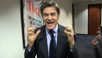 Dr. Oz -- Bring On the Bacon ... Just Not A Lot Of It (VIDEO)