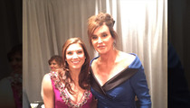 Hope Solo & Caitlyn Jenner -- One Took the Road Less Traveled (PHOTO)