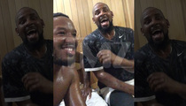 R. Kelly -- I Don't See Nothing Wrong ... with a Sauna Bump N' Grind!! (VIDEO)