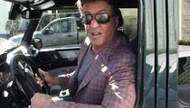 Sly Stallone -- Ronda Rousey's Crushin' Hollywood ... 'I Can't Afford Her Now!'