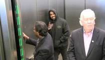 Kanye West -- Killing Paparazzi With Kindness ... Thank You, Thank You, Thank You!!!