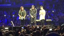 Justin Bieber -- Praying, Crying, Celebrating in Concert