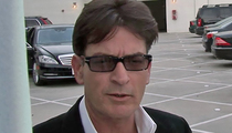 Charlie Sheen -- My Blood is Now HIV Free