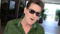 Charlie Sheen -- The Kids Were Blindsided By HIV Announcement