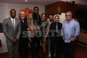 Amar'e Stoudemire's Birthday Party Pics
