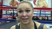 Ronda Rousey --  Won't Lose 'Road House' Gig ... Despite K.O. Loss
