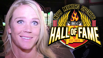 Holly Holm -- Nominated for New Mexico Sports Hall Of Fame