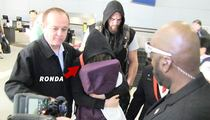 Ronda Rousey -- I'm Ashamed Of My Face (VIDEO)