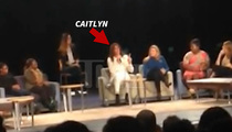 Caitlyn Jenner -- My Kids Aren't Famous For Being Famous ... They Work Really Hard!! (VIDEO)