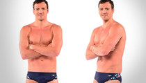Ryan Lochte Has No Smarty Pants ... Check Out The New Speedo Shots