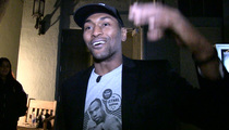 Metta World Peace -- Obama's Gotta Pay His Dues ... To Be An NBA Owner (VIDEO)