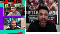 Oscar De La Hoya -- I Would Fight Mayweather ... If I Was 5 Years Younger