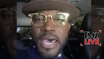 Taye Diggs -- Hate All You Want! Black or White ... It's Up to My Son (TMZ Live)