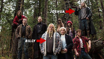 'Alaskan Bush People' Stars -- We Stole Money From Everyone In Our State