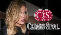 Khloe Kardashian -- Staph Not Running Rampant at Lamar's Hospital