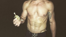 Guess the Shredded Stomach -- See Whose Rock Hard Abs!