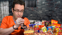 Jared Fogle -- Facing Serious Temptations Behind Bars