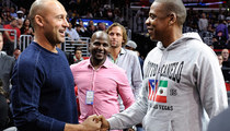 Derek Jeter -- Hangs with Jay Z ... See, I'm Urban!