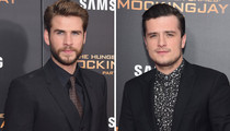 Liam Hemsworth vs. Josh Hutcherson - Who'd You Rather