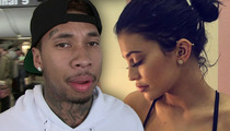 Kylie and Tyga -- Clash of the Titan Egos ... Led to Breakup