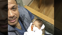 'Love and Hip Hop' Star Benzino -- Check Out My New Kid!!