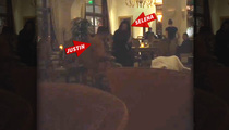 Justin Bieber and Selena Gomez -- It's On Again ... Or So it Seems