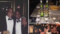 Diddy -- Epic 46th Birthday Bash (PHOTOS)