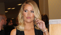 Khloe Kardashian -- Stress Helped Trigger Staph Infection