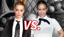 Amber Heard vs. Paula Patton -- Who'd You Rather? (Pilgrim Edition)