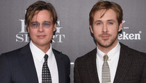 Brad Pitt vs. Ryan Gosling: Who'd You Rather?!