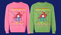 Drake -- 'Hotline Bling' Xmas Sweaters Selling Like Holiday Hotcakes
