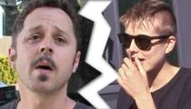 Giovanni Ribisi Divorce -- I Get the Bike, You Get the Benz